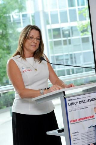 Female Entrepreneurship at European Parliament