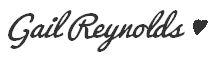 Gail Reynolds Signature