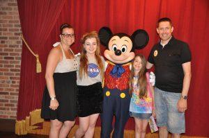 Disney World the ultimate dream