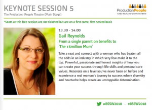 Gail Reynolds Keynote Bio