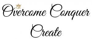overcome conquer create